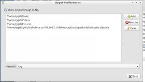 rygel-preferences directory added