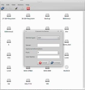 gigolo per gestire file system remoti e locali