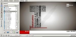 kaffeine DVB-TV