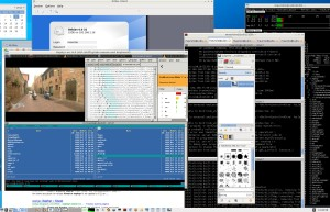 Xephir con awesome in Ubuntu 12.10 con lxde