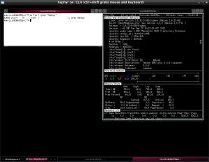 Xephyr in locale fluxbox in  debian 6.0 remoto