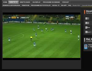Firefox Rai Tv Ubuntu 14.04