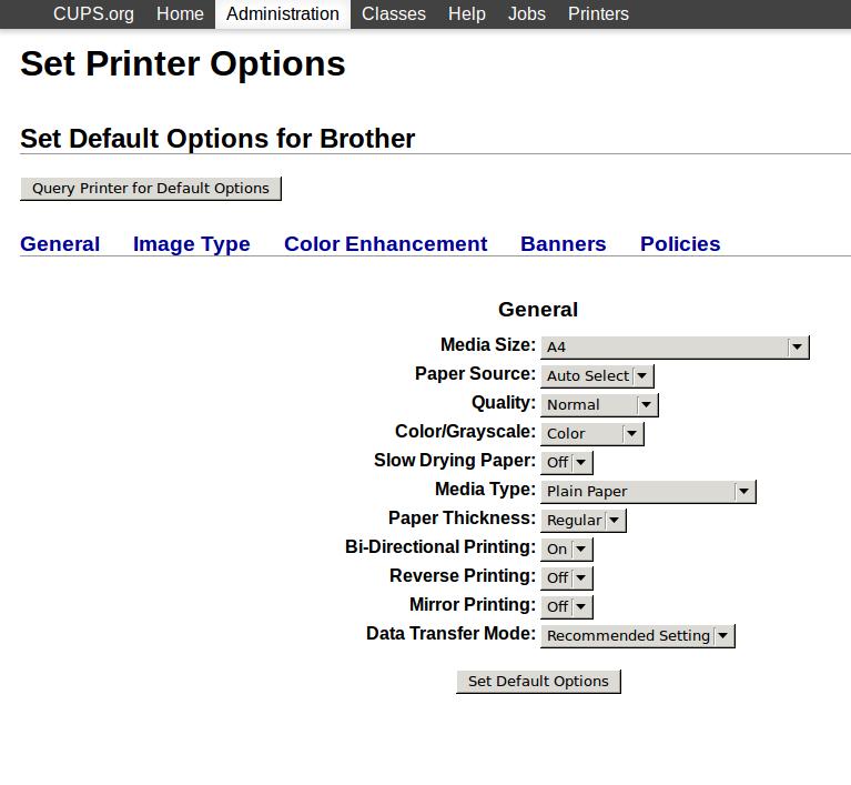 Brother mfc-5890cn ubuntu