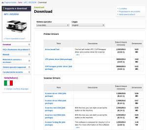 mfc-j6520dw download page